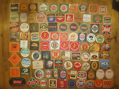 92 Different  NEW ZEALAND BEER  Breweries ,collectable COASTERS