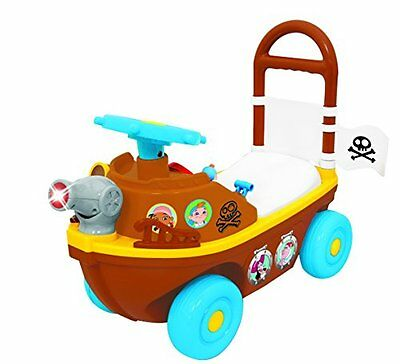 Jake and the Never Land Pirates Boat Ride On