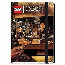 Lego Games The Hobbit: An Unexpected Journey Notebook Journal