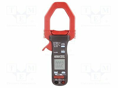1 pc AC/DC digital clamp meter; ¨cable:50mm; LCD 3,75 digit (4000)