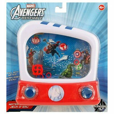 The Avengers Water Game