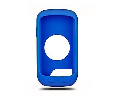 Garmin 010-12026-02 Silocone Case for Edge 1000, Blue