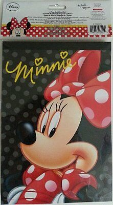 Disney Minnie Mouse 7 Piece Sketchbook Set with Notepad, Memo Pad, Pencils,