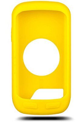 Garmin 010-12026-04 Silocone Case for Edge 1000, Yellow