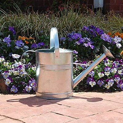 Griffith Creek Galvanized Watering Can 2 Gallon
