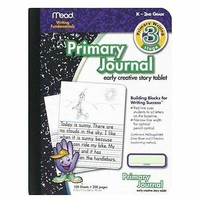 Mead 09956 Primary Journal K-2nd Grade, 2 Pack