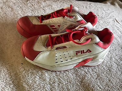 Mark Phillipoussis Fila Shoes From 2003