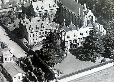 Convent Of The Holy Name Malvern Link Ariel View Postcard