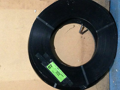 2 x Steel Banding Pallet Strapping 16mm x 0.5mm x 350 meters Coil Ribbon 21kg