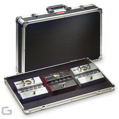 Stagg UPC-535 Professional Durable Effects Pedal Board Flight Case Carry Gig Box