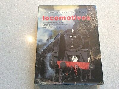 Colin Garratt, Max Wade-Matthews Locomotives: A Complete History of the World's