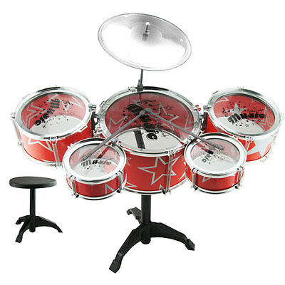 Classical Drum Set Percussion Instrument Musical Toy Toys for Children