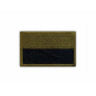 Polish flag eclipsed olive (subdued) PATCH/BADGE
