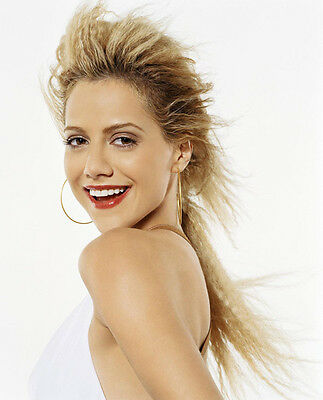 Brittany Murphy UNSIGNED photo - H3208 - GORGEOUS!!!!