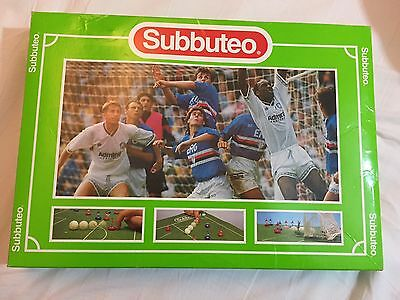Subbuteo Set: Club Edition Ref. 60140 - Complete Set with Instructions