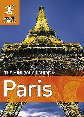 The Mini Rough Guide to Paris by Ruth Blackmore-9781848369320-G010