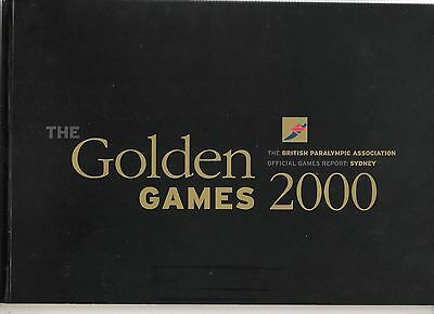 2000 Olympic Games Sydney British Paralympic Association Official Report