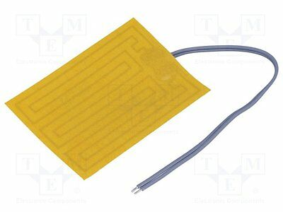 1 pc Module: heater mat; 110x77x0.115mm; Electr.connect:250mm wires