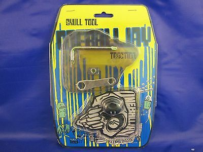 New Skull Stomp Pad Traction for Snowboard - oneballjay Brand - SEALED