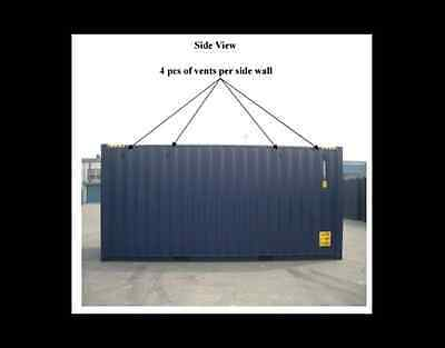 NEW BUILD 20ft High Cube Shipping Container Ex Adelaide