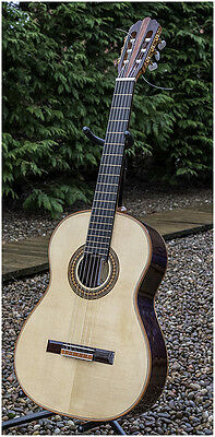 Handcrafted Nylon-strung Classical Spanish Guitar