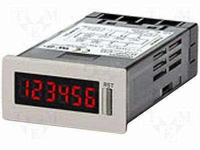 1 pc Counter: electronical; Display: LCD; Type of count.signal: pulses