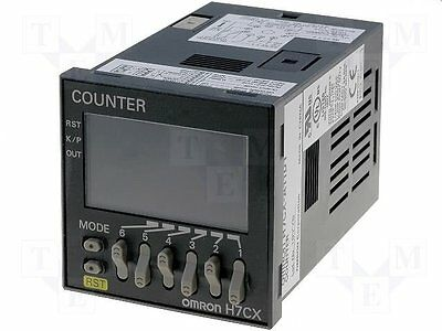 1 pc Counter: electronical; Display:2x LCD; Range: -99999÷999999