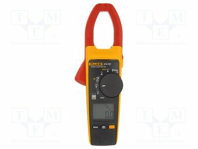 1 pc AC/DC digital clamp meter; ¨cable:34mm; LCD, with a backlit