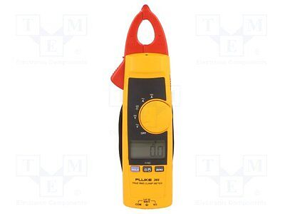 1 pc AC/DC digital clamp meter; ¨cable:18mm; LCD, with a backlit