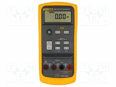 1 pc Voltage calibrator, current calibrator; Current source:0÷24mA