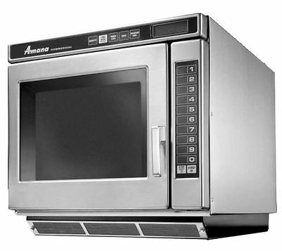 Amana Commercial SS Microwave Oven 2200 Watts Model RC22S