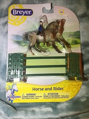 Breyer*Horse And Rider* Stablemates