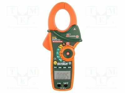 1 pc AC digital clamp meter; ¨cable:43mm; LCD 3,75 digit (4000)