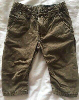 Boys Diesel Trousers Size 9months