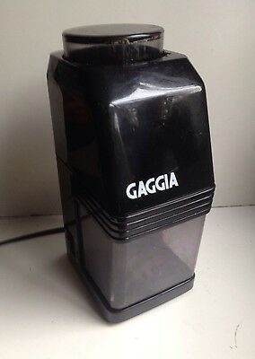 Gaggia MM- Coffee Bean Grinder-tested And Working