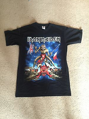 Brand New Iron Maiden Download Festival 2016 Exclusive T-Shirt Size Extra Large
