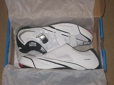 NEW Shimano R088W Road SPD Cycling Shoes White 44 45 48 RRP£85 nos