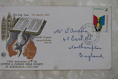 Australia First Day Cover , used - lot e262