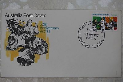 Australia First Day Cover , unused - lot e247