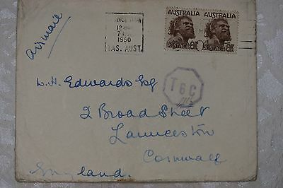 Australia Interesting Cover , used - lot e231