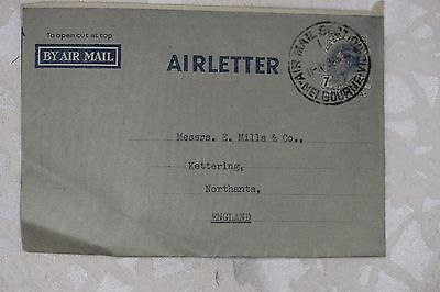Australia  Airletter, used - lot e200