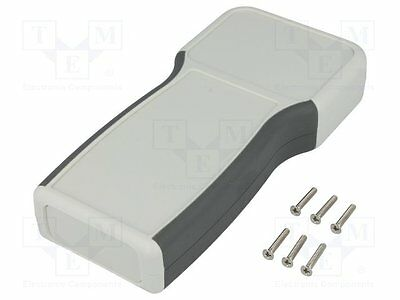 1 pc Enclosure: for devices with displays; X:80mm; Y:165mm; Z:28mm