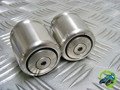 Look Genuine Triumph Sprint St 955 955I 2000 Bar End Weights *free Uk Post*