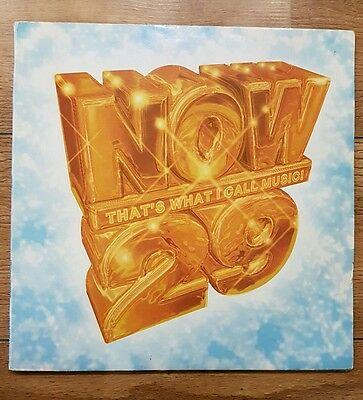 Now thats what i call music vol 29 Vinyl Record RARE. Oasis Blur New Order