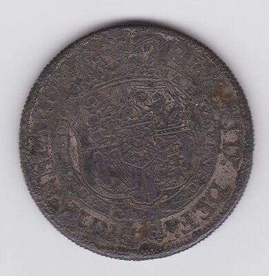 1819 Halfcrown - Forgery