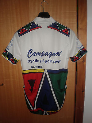 Campagnolo branded Cycling Jersey Size L