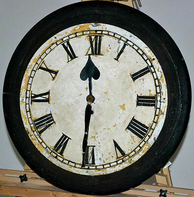 Antique Wall Clock for Restoration Project [PL2768]