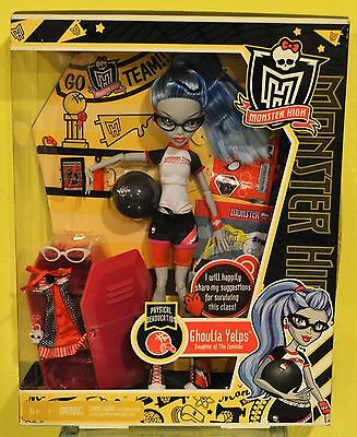 Monster High Ghoulia Yelps Physical Deaducation