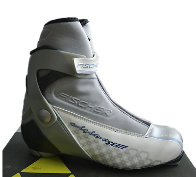 NEW Ski Boots RC Vision Skate NNN Fischer Cross Country, size 5, WOMEN