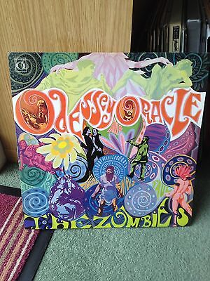 The Zombies Odessey & Oracle Vinyl LP Mint Condition 30th Anniversary Edition